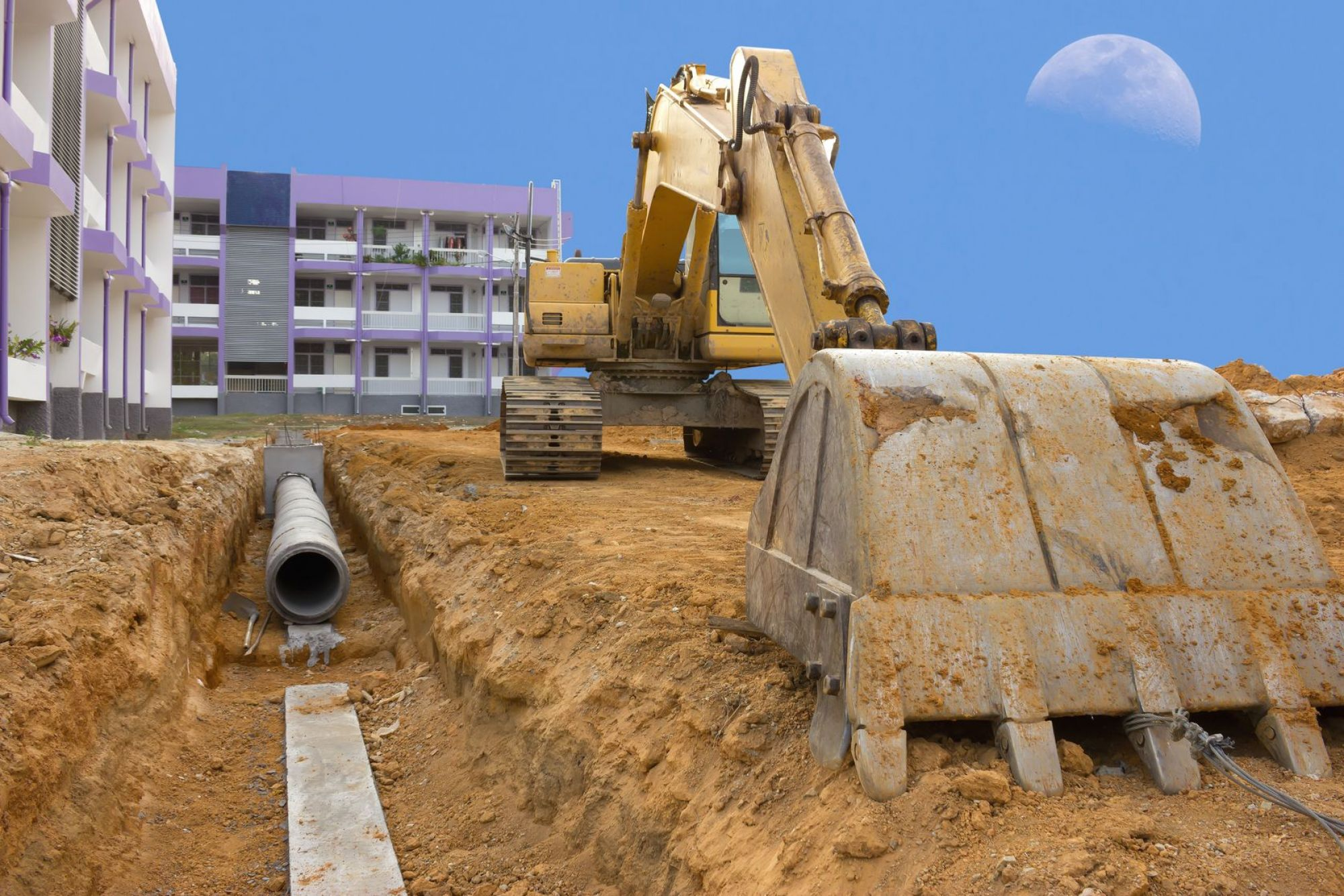 Water & Sewer Utility Construction Insurance